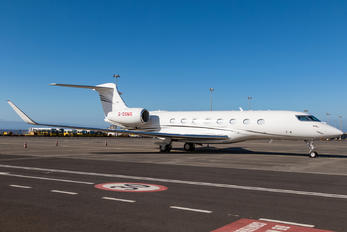 G-DSMR - TAG Aviation Gulfstream Aerospace G650, G650ER