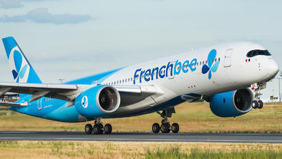 F-HREU - French Bee Airbus A350-900