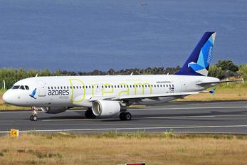 CS-TKP - Azores Airlines Airbus A320
