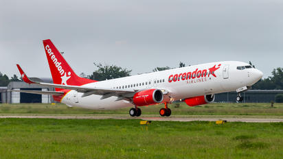 9H-CXB - Corendon Airlines Boeing 737-800