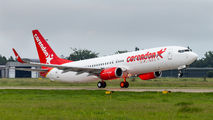 9H-CXB - Corendon Airlines Boeing 737-800 aircraft