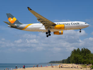 G-TCXB - Thomas Cook Airbus A330-200