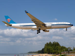 B-8358 - China Southern Airlines Airbus A330-300