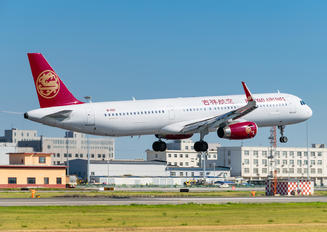 B-1001 - Juneyao Airlines Airbus A321