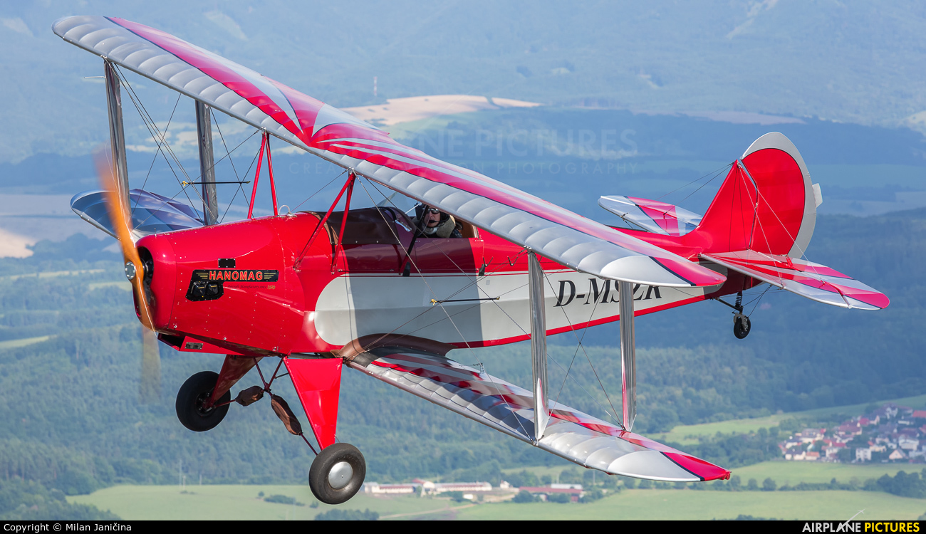 Private D-MSZR aircraft at In Flight - Slovakia
