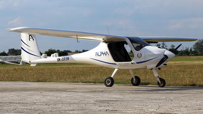 OK-ZUL59 - Private Pipistrel Alpha Trainer
