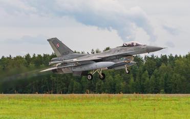 4057 - Poland - Air Force Lockheed Martin F-16C block 52+ Jastrząb