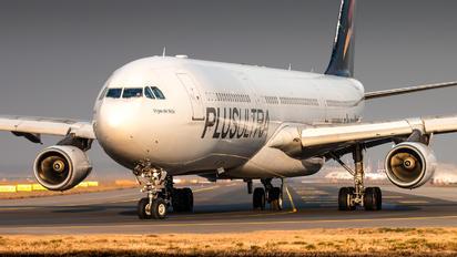 EC-NBU - Plus Ultra Airbus A340-300