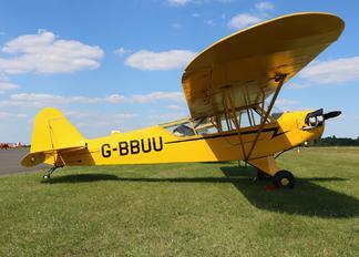G-BBUU -  Piper J3 Cub