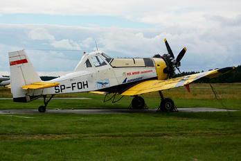 SP-FOH - Aerogryf PZL M-18B Dromader