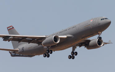 764 - Singapore - Air Force Airbus A330 MRTT