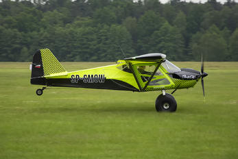 SP-SMOW - Private Rainbow Aircraft SkyReach BushCat
