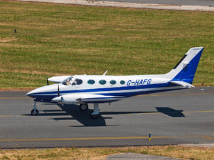 G-HAFG - Private Cessna 340