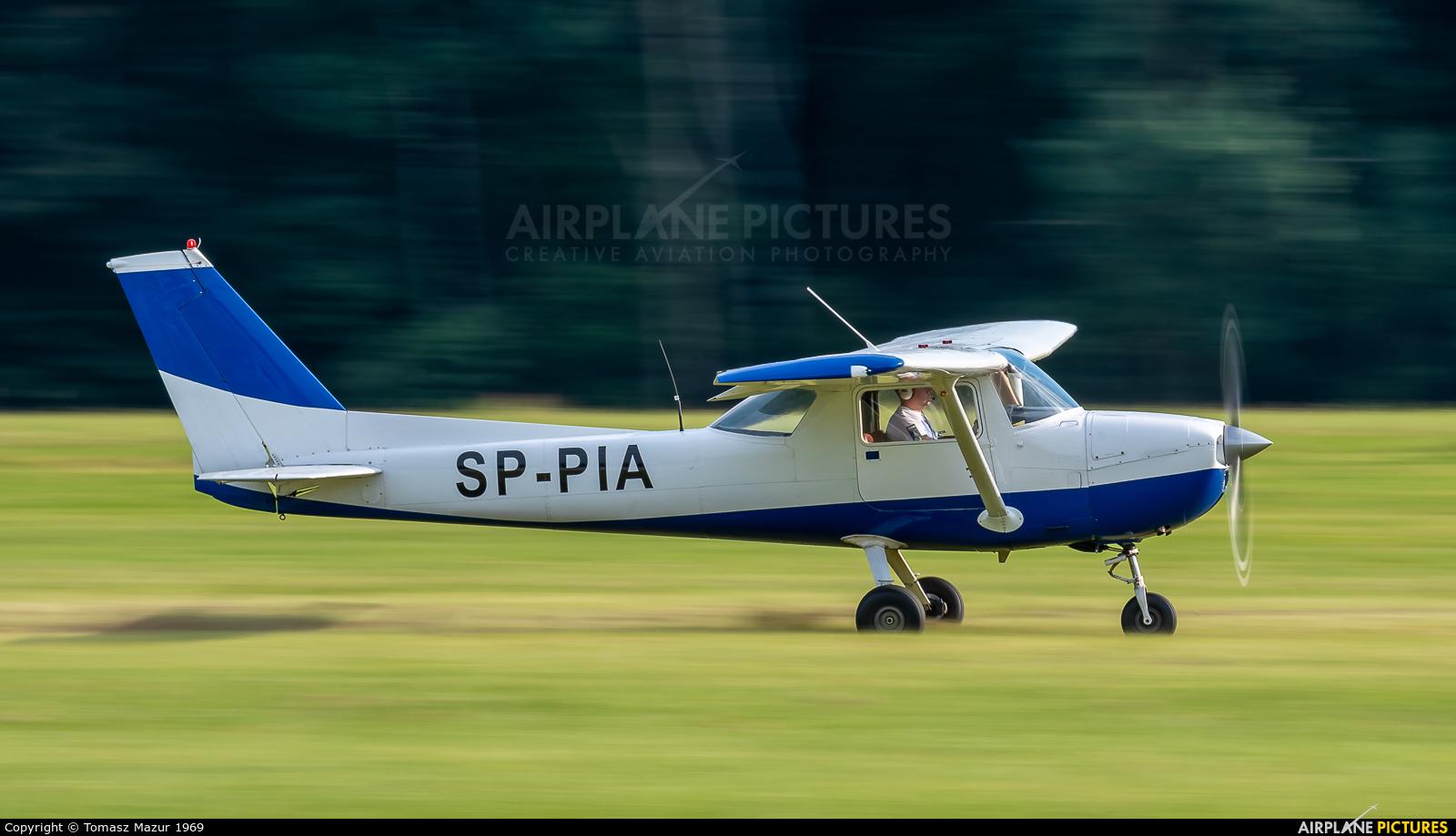 Private SP-PIA aircraft at Rybnik - Gotartowice