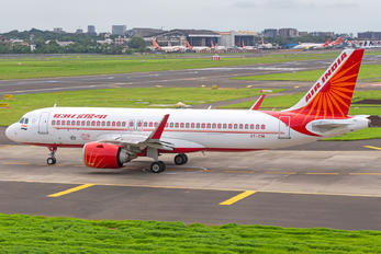 VT-CIN - Air India Airbus A320 NEO
