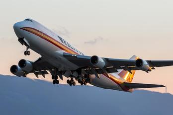 N745CK - Kalitta Air Boeing 747-400BCF, SF, BDSF