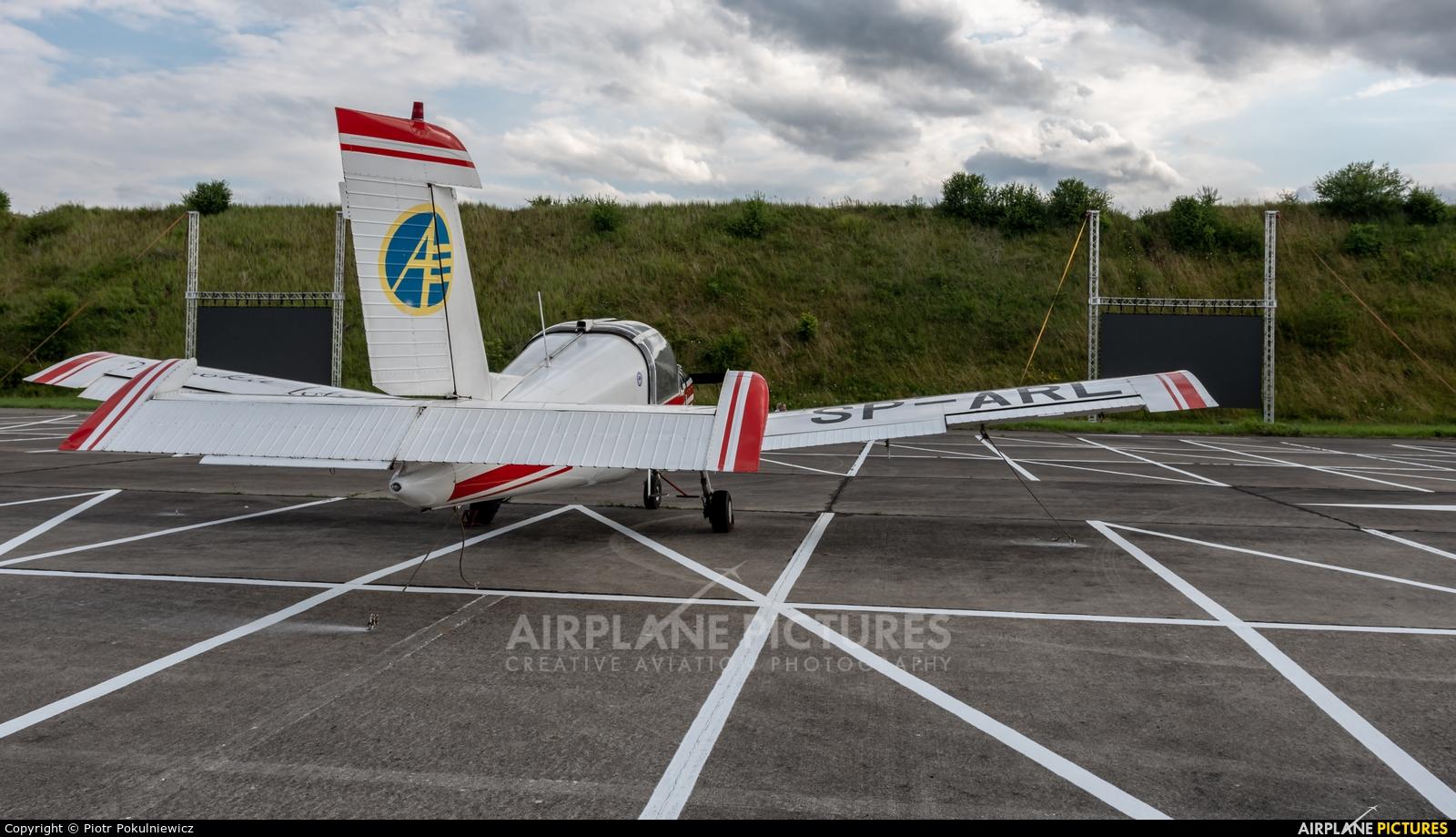 Aeroklub Ziemi Pilskiej AP-ARL aircraft at Piła