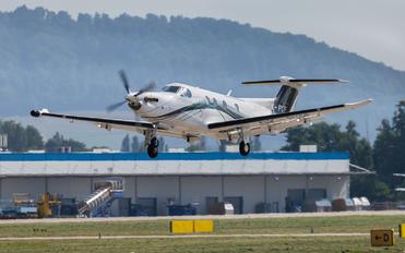 OK-PCF - Private Pilatus PC-12
