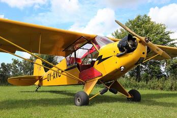 OY-AVC - Private Piper J3 Cub