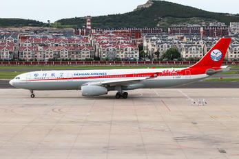 B-308F - Sichuan Airlines  Airbus A330-300