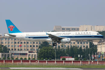 B-2417 - China Southern Airlines Airbus A321