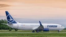 YR-BGJ - Tarom Boeing 737-800 aircraft
