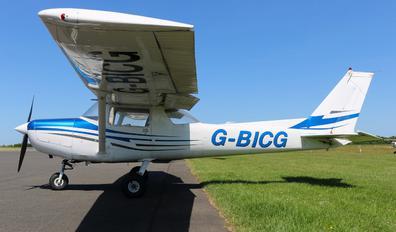 G-BICG - Private Cessna 152