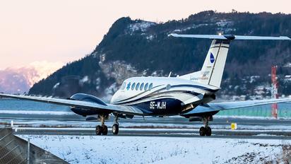 SE-MJH - Babcock Scandinavian AirAmbulance Beechcraft 250 King Air