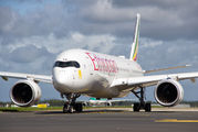 ET-AVD - Ethiopian Airlines Airbus A350-900 aircraft