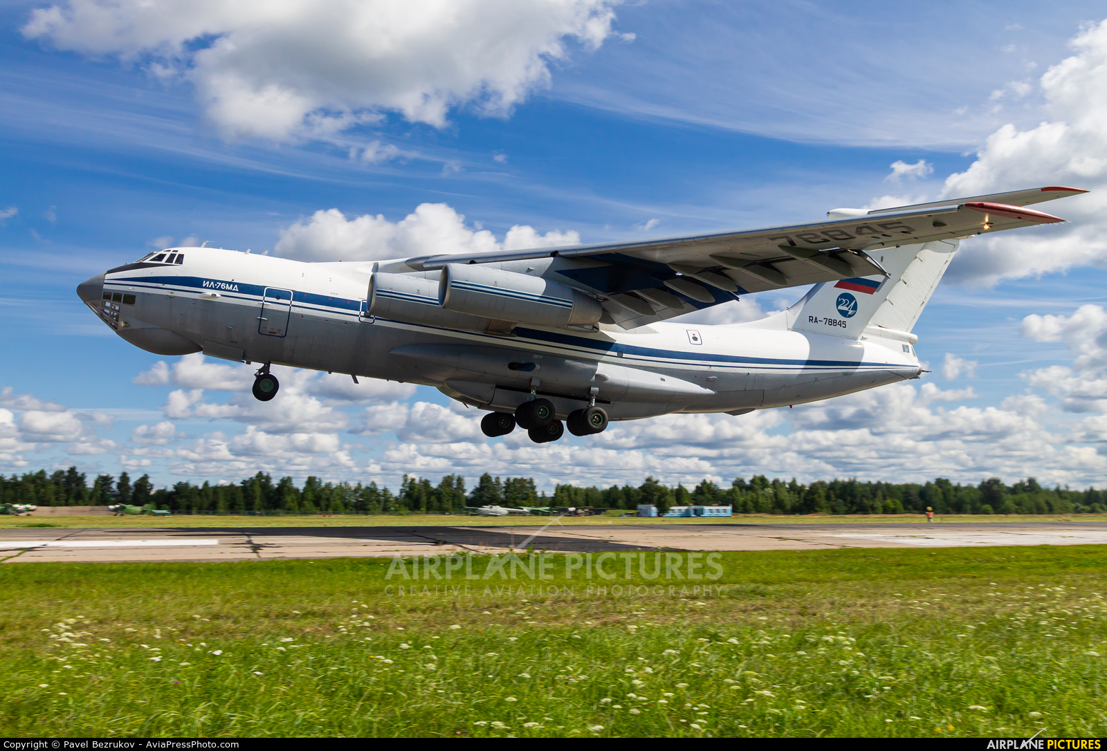 Russia - Air Force RA-78845 aircraft at Undisclosed Location