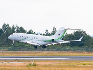 EC-LTF - Gestair Bombardier BD-700 Global 6000
