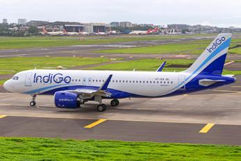 VT-ISA - IndiGo Airbus A320 NEO