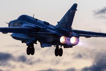 RF-90782 - Russia - Navy Sukhoi Su-24M