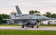 4077 - Poland - Air Force Lockheed Martin F-16D block 52+Jastrząb aircraft