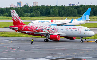 VP-BZQ - Rossiya Airbus A320