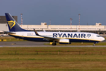 9H-QBQ - Ryanair (Malta Air) Boeing 737-8AS