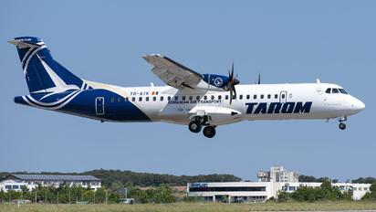 YR-ATK - Tarom ATR 72 (all models)