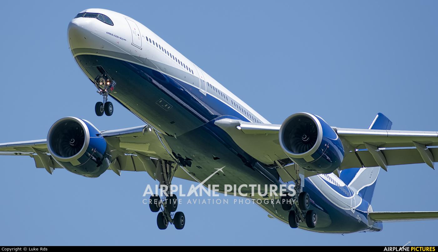 Hi Fly CS-TKY aircraft at Bucharest - Henri Coandă