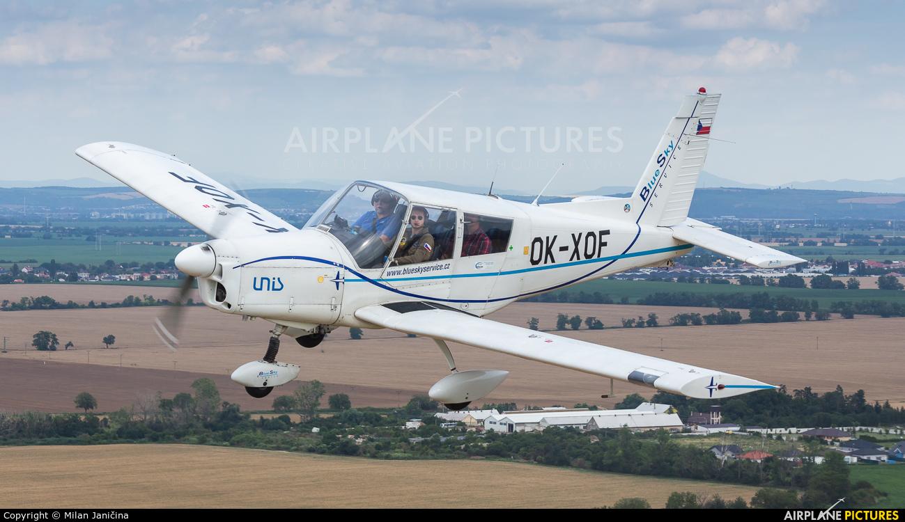 Blue Sky Service OK-XOF aircraft at In Flight - Slovakia