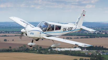 OK-XOF - Blue Sky Service Zlín Aircraft Z-43