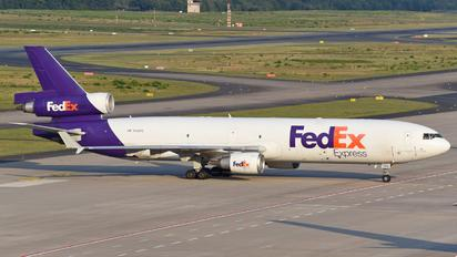 N586FE - FedEx Federal Express McDonnell Douglas MD-11F
