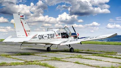 OK-ZSF - Aeroklub Jeseník Zlín Aircraft Z-42MU