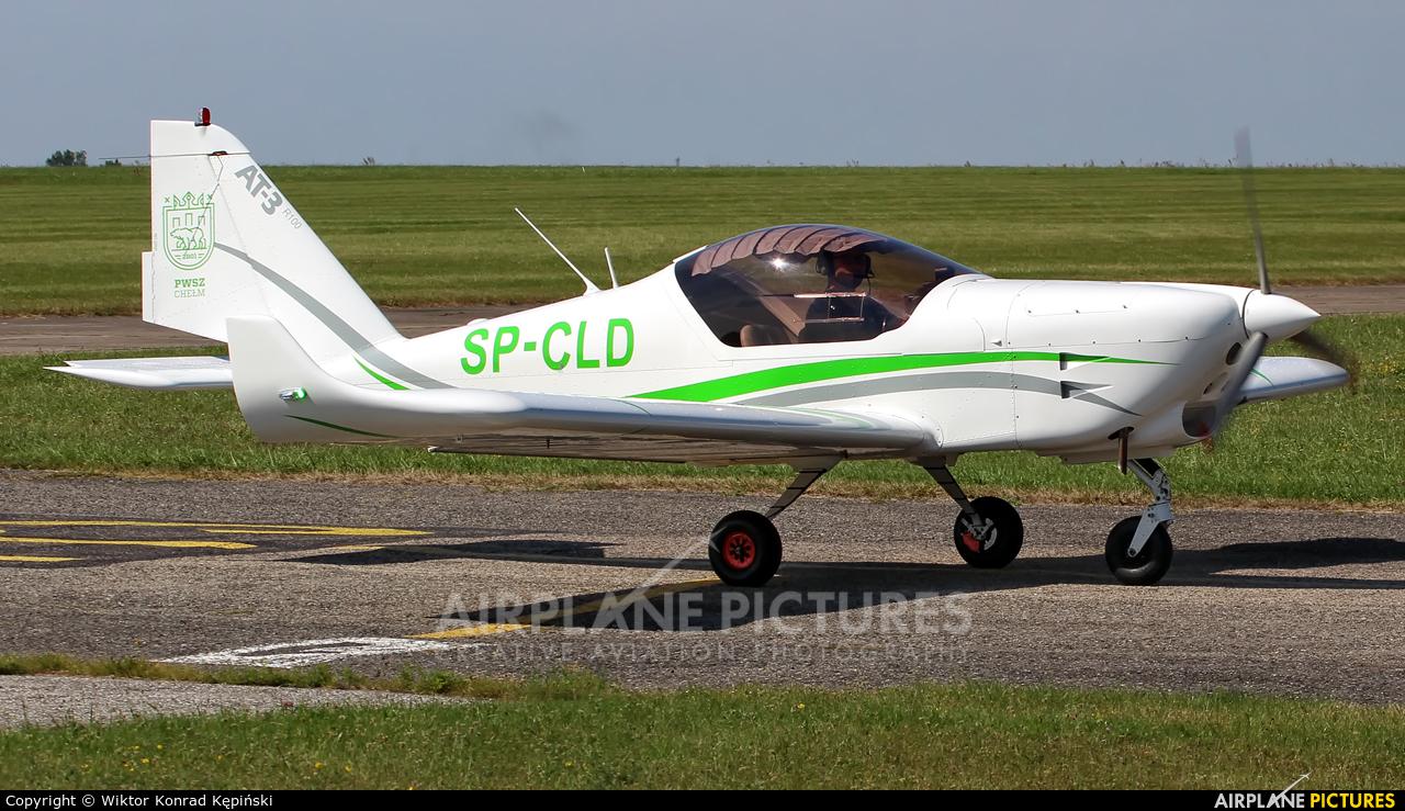 Private SP-CLD aircraft at Czestochowa - Rudniki
