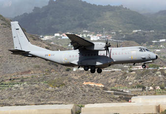 T.21-02 - Spain - Air Force Casa C-295M