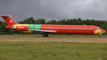 OY-RUE - Danish Air Transport McDonnell Douglas MD-83 aircraft
