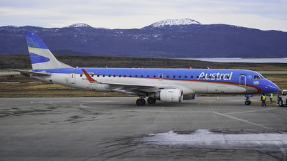 LV-CDZ - Austral Lineas Aereas Embraer ERJ-190 (190-100)
