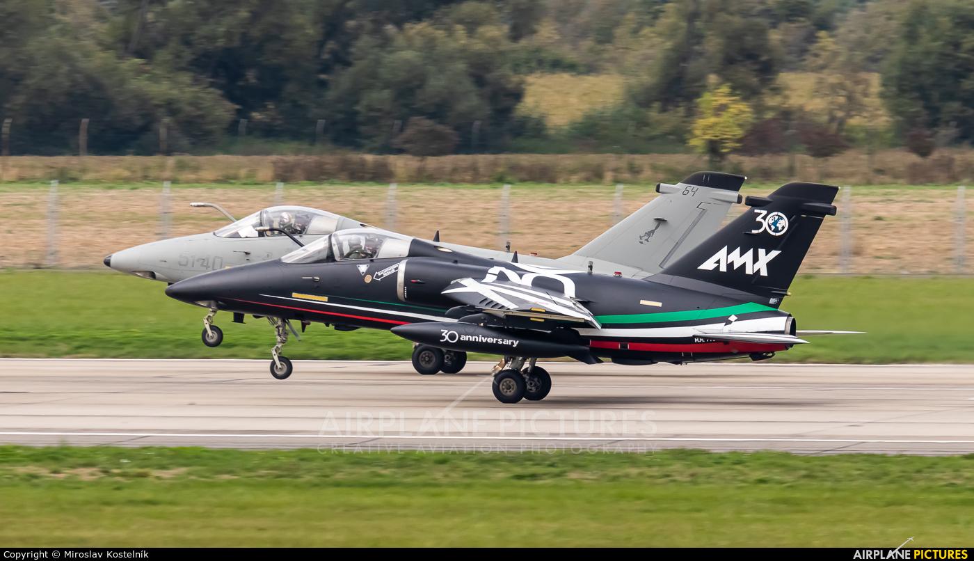 Italy - Air Force MM7194 aircraft at Ostrava Mošnov