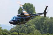 G-OETI - Private Bell 206B Jetranger III aircraft