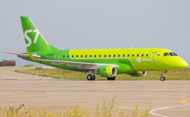 VQ-BYK - S7 Airlines Embraer ERJ-170 (170-100)