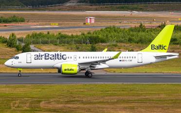 YL-CSE - Air Baltic Airbus A220-300